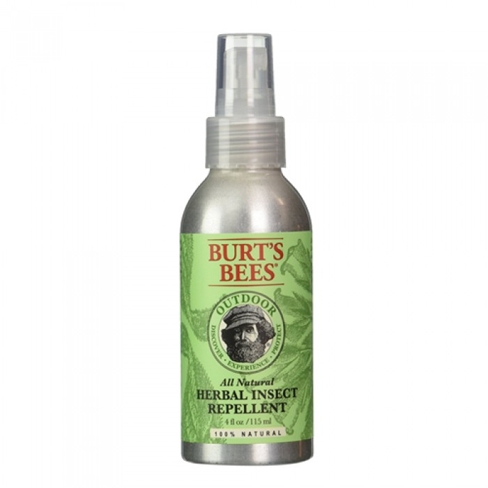 Burt S Bees Herbal Insect Repellent Spray 115ml