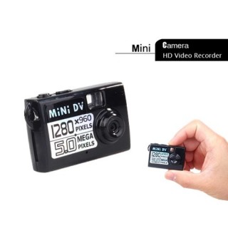 5.0MP HD Mini Dv Camera