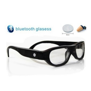 BE-01 Spy Bluetooth Glasses Audio Receiver Kit