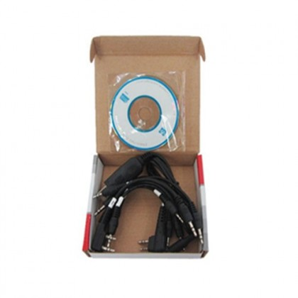 6 in 1 Wakie Talkie USB Programming Cable