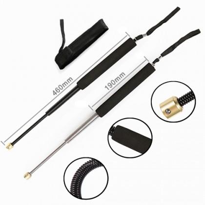 Police/Guard Extendable Telescopic Whip Baton