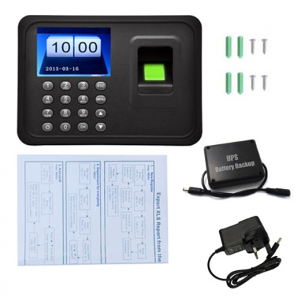 T5 Fingerprint Time & Attendance Machine
