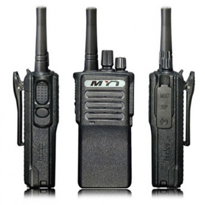MYT V118 Global Mobile Public Network Walkie Talkie - 9999KM