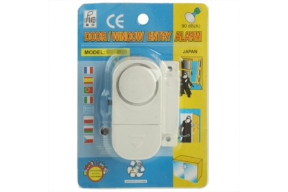 Door/Window Entry Magnetic Stand Alone Alarm