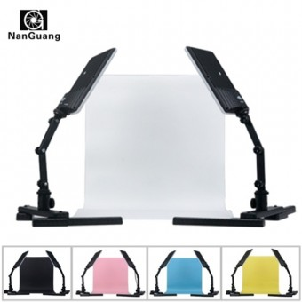NANGUANG CN-T96 2kit LED Photography Studio Light Kit
