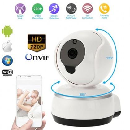 V380 Q3 720p Night Vision WiFi P2p Ip Ptz Cctv Camera