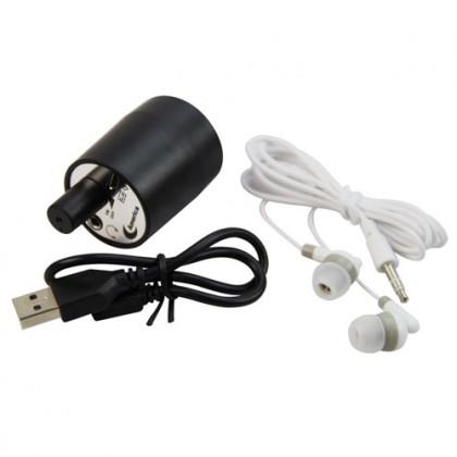 The Ear Listens Spy Wall Audio Listening Amplifier