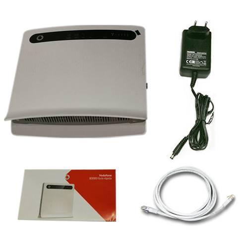 HUAWEI B3000 4G LTE Broadband WiFi Modem Router (DIGI/UNIFI)