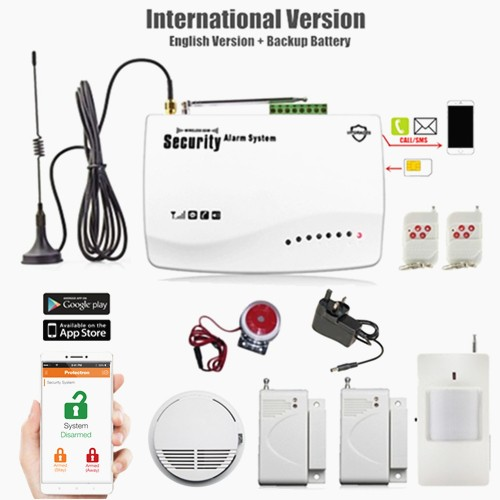 KERUI G11 315mhz Wireless GSM Anti-Theft Home/Office Alarm System