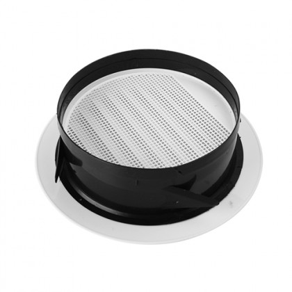 ABS 100mm Air Vent Ducting Ventilation Exhaust Cover