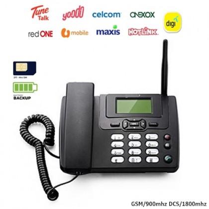 ETS3125i GSM 900/1800mhz Sim Card Wireless Desk Phone