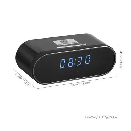 Z10 Alarm Clock WiFi Night Vision Spy Hidden Camera