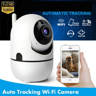Y4A 1080p Day & Night Wireless Auto Tracking Ptz Cctv Camera