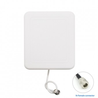 10dBi 800~2700mhz N Female Indoor/outdoor Panel Antenna