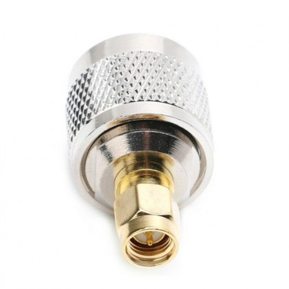 N Male to SMA Male Connector
