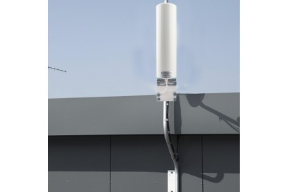 4G LTE 12dBi SMA/TS9 Male Dual Connector Omni-directional Antenna