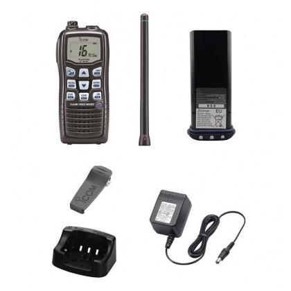 ICOM IC-M36 VHF 6W Floating Marine Radio Walkie Talkie - 6KM