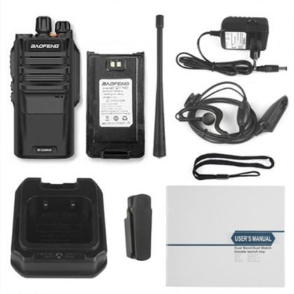 BAOFENG BF-S56 Max UHF 10W High Power IP67 Waterproof Walkie Talkie - 10KM