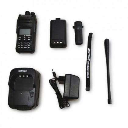 JINGTONG JT-5988 Dual Band 12W High Power Walkie Talkie - 12KM