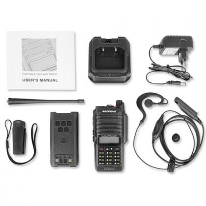 BAOFENG UV-9R Plus Dual Band 5W IP67 Waterproof Walkie Talkie - 5KM