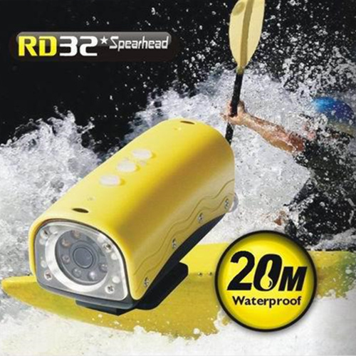 RD32 HD 720P Waterproof Sport Bicycle Camcorder