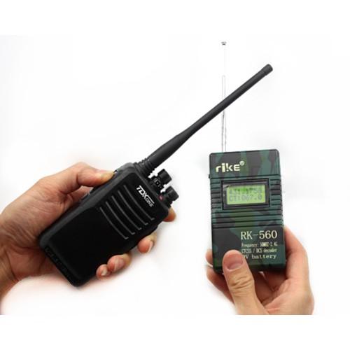 RIKE RK560 Walkie Talkie Frequency Counter