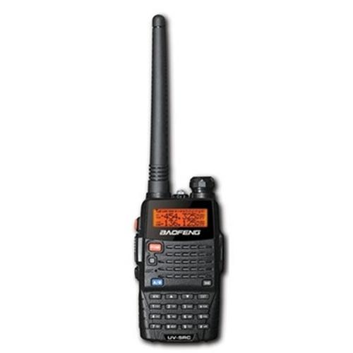 BAOFENG UV5RC Dual Band 5W Walkie Talkie - 5KM