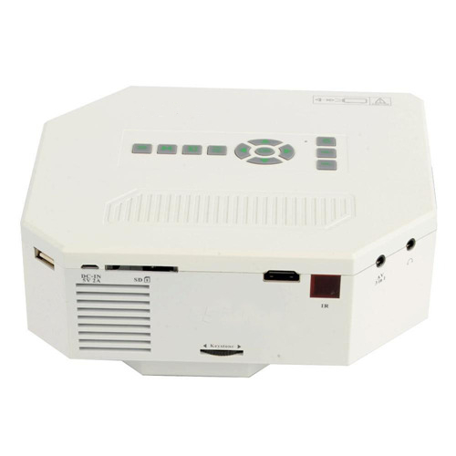 UNIC UC30 Home Mini Led Projector - 150 Lumens