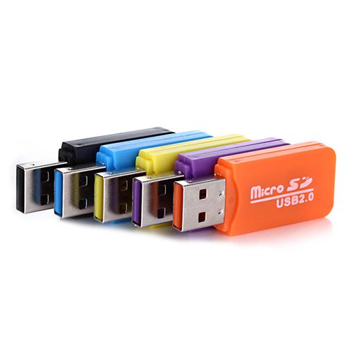 Micro SD Card Reader - 4pcs