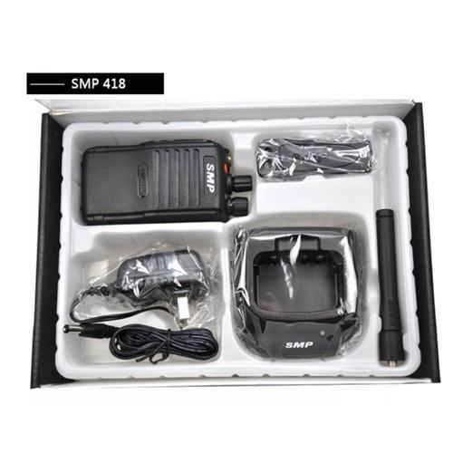 SHANGHAI MOTOROLA SMP418 UHF 5W Walkie Talkie - 5KM
