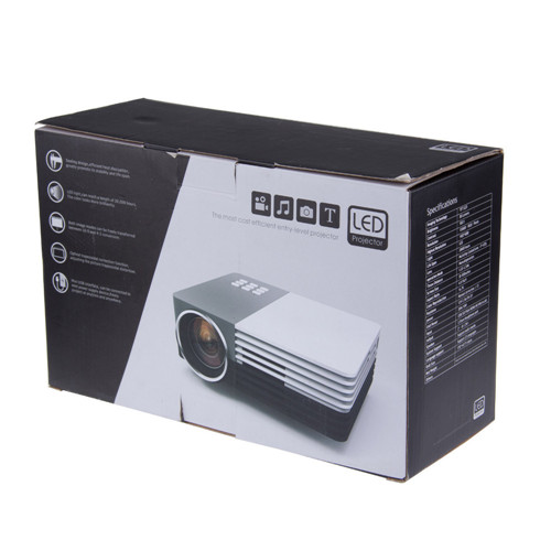 GIMI GM50 Home Mini Led Projector - 150 Lumens