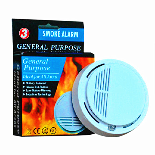 Smoke Detector Stand Alone Alarm