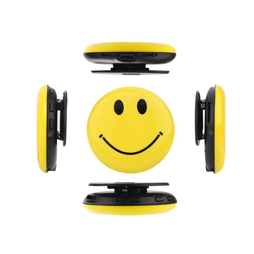 Smiley Face Hidden Pinhole Spy Camera