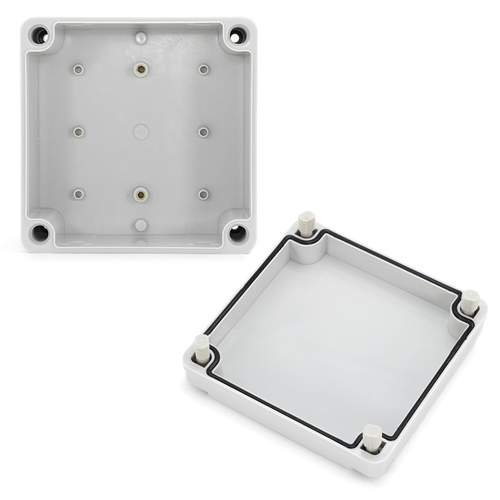 IP67 Waterproof Outdoor Junction Box - 75*125*125mm